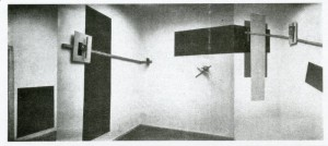 Fig. 10 Proun Room 1923